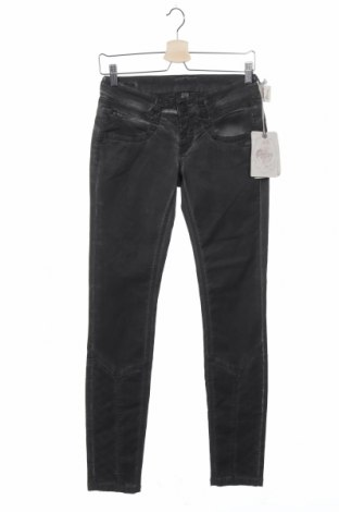 Дамски панталон Gang, Размер S, Цвят Сив, 60% лиосел, 38% памук, 2% еластан, Цена 28,62лв.