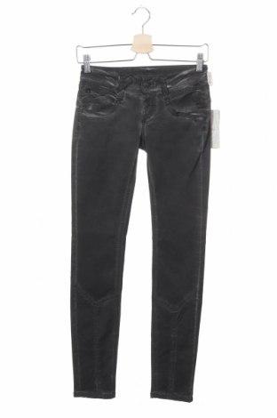 Дамски панталон Gang, Размер XS, Цвят Сив, 60% лиосел, 38% памук, 2% еластан, Цена 12,72лв.