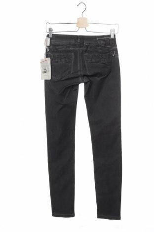 Дамски панталон Gang, Размер XS, Цвят Сив, 60% лиосел, 38% памук, 2% еластан, Цена 28,62лв.