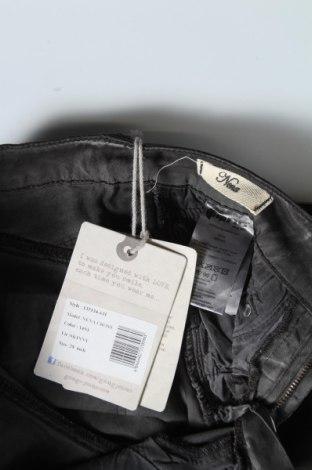 Дамски панталон Gang, Размер M, Цвят Сив, 60% лиосел, 38% памук, 2% еластан, Цена 28,62лв.