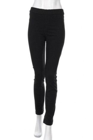 Дамски панталон Gloria Vanderbilt, Размер S, Цвят Черен, 76% вискоза, 21% полиамид, 3% еластан, Цена 14,44лв.