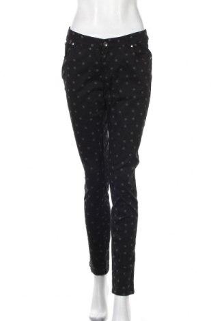 Дамски панталон Hema, Размер M, Цвят Черен, 97% памук, 3% еластан, Цена 21,84лв.