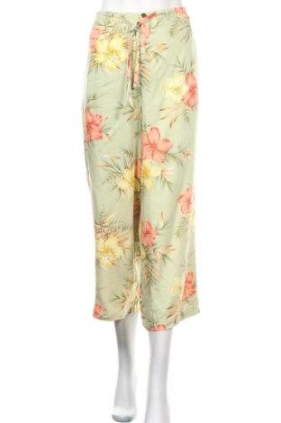 Дамски панталон Jaclyn Smith, Размер XL, Цвят Зелен, Вискоза, Цена 40,95лв.