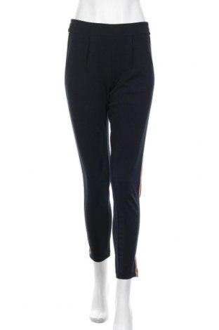 Дамски панталон Jacqueline De Yong, Размер XS, Цвят Син, 95% полиестер, 5% еластан, Цена 23,40лв.