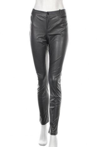 Дамски панталон Jones, Размер M, Цвят Сив, Полиестер, Цена 21,08лв.