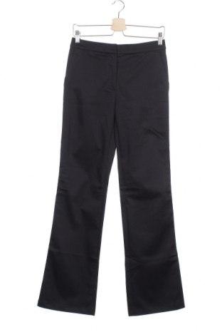 Γυναικείο παντελόνι Max Mara, Μέγεθος XS, Χρώμα Μαύρο, 96% βαμβάκι, 4% ελαστάνη, Τιμή 42,68€