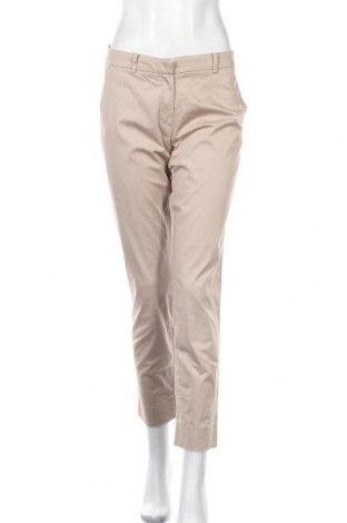 Дамски панталон More & More, Размер S, Цвят Бежов, 97% памук, 3% еластан, Цена 27,30лв.