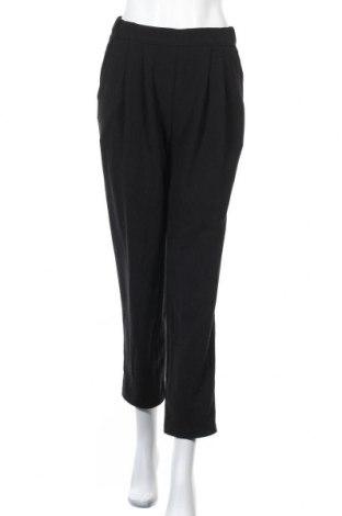 Γυναικείο παντελόνι Mtwtfss Weekday, Μέγεθος S, Χρώμα Μαύρο, 64% πολυεστέρας, 33% βισκόζη, 3% ελαστάνη, Τιμή 6,37€