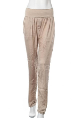 Дамски панталон Patrizia Pepe, Размер M, Цвят Бежов, Полиестер, Цена 37,80лв.