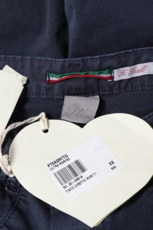 Дамски дънки Please, Размер XS, Цвят Син, 98% памук, 2% еластан, Цена 15,90лв.