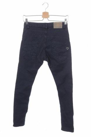 Дамски дънки Please, Размер XXS, Цвят Син, 98% памук, 2% еластан, Цена 15,90лв.