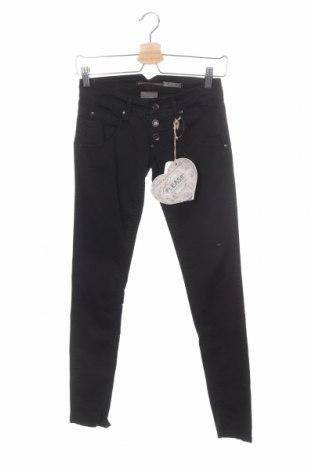 Pantaloni de femei Please, Mărime XXS, Culoare Negru, 98% bumbac, 2% elastan, Preț 62,76 Lei
