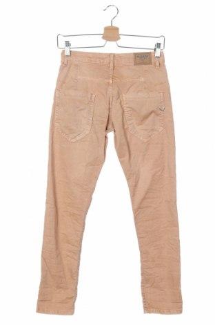 Дамски панталон Please, Размер XXS, Цвят Оранжев, 98% памук, 2% еластан, Цена 19,08лв.