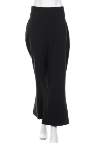 Дамски панталон Rinascimento, Размер XL, Цвят Черен, 90% полиестер, 10% еластан, Цена 96,75лв.
