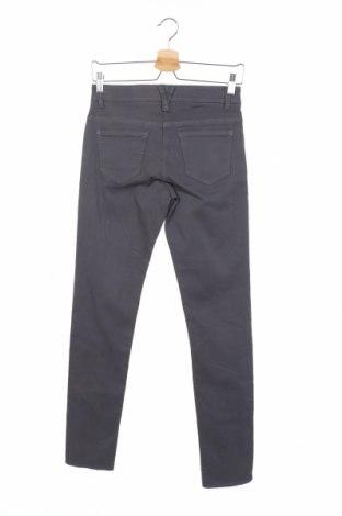 Дамски панталон S.Oliver, Размер XS, Цвят Сив, 79% памук, 19% модал, 2% еластан, Цена 19,75лв.