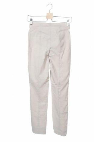 Дамски панталон Schiffhauer, Размер XS, Цвят Екрю, 72% вискоза, 25% полиамид, 3% еластан, Цена 29,67лв.