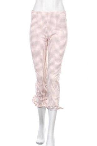 Дамски панталон Seductive, Размер S, Цвят Бежов, 68% полиамид, 32% еластан, Цена 6,30лв.