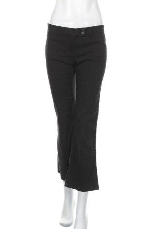 Дамски панталон Smart Set, Размер M, Цвят Черен, 73% вискоза, 22% полиамид, 5% еластан, Цена 6,56лв.