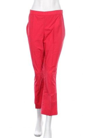 Pantaloni de femei TWINSET, Mărime M, Culoare Roșu, 96% bumbac, 4% elastan, Preț 416,94 Lei