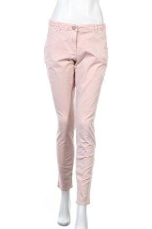 Дамски панталон Tom Tailor, Размер M, Цвят Розов, 97% памук, 3% еластан, Цена 19,95лв.
