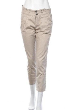 Дамски панталон Urban Surface, Размер M, Цвят Бежов, Памук, Цена 20,16лв.