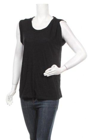 Γυναικείο αμάνικο μπλουζάκι Banana Republic, Μέγεθος M, Χρώμα Μαύρο, 55% βαμβάκι, 45% μοντάλ, Τιμή 4,94€
