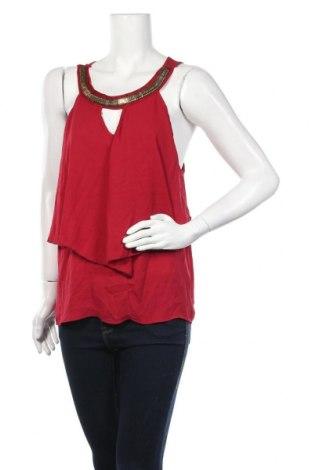 Дамски потник Charlotte Russe, Размер XL, Цвят Червен, Полиестер, Цена 16,80лв.