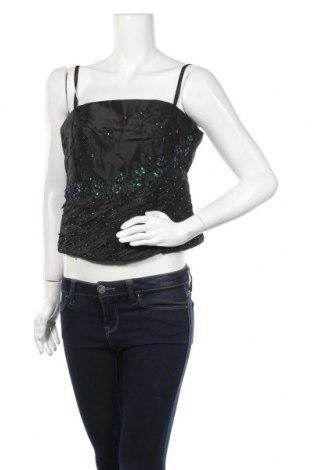 Γυναικείο αμάνικο μπλουζάκι Envie, Μέγεθος XXL, Χρώμα Μαύρο, Τιμή 5,23€