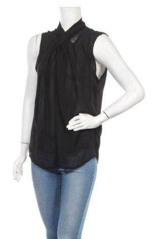 Γυναικείο αμάνικο μπλουζάκι Gestuz, Μέγεθος S, Χρώμα Μαύρο, Πολυεστέρας, Τιμή 4,91€