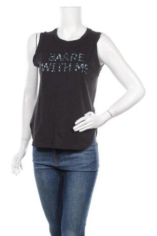Дамски потник Lukka Lux, Размер S, Цвят Черен, 100% памук, Цена 13,80лв.