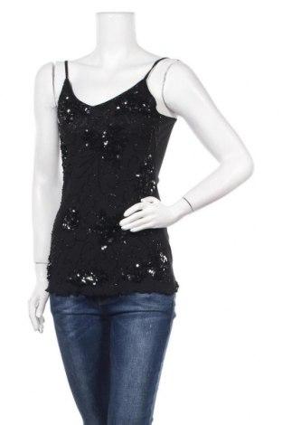 Дамски потник Maner, Размер M, Цвят Черен, 35% памук, 65% полиестер, Цена 6,62лв.