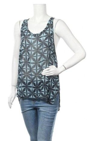 Γυναικείο αμάνικο μπλουζάκι Noa Noa, Μέγεθος M, Χρώμα Μπλέ, Βισκόζη, Τιμή 7,73€