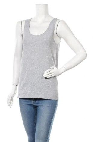 Γυναικείο αμάνικο μπλουζάκι Skin To Skin, Μέγεθος L, Χρώμα Γκρί, 84% βαμβάκι, 9% πολυαμίδη, 7% ελαστάνη, Τιμή 7,27€