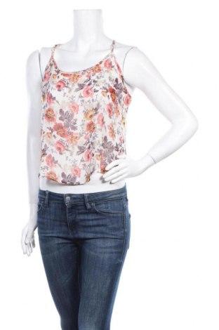 Γυναικείο αμάνικο μπλουζάκι U2B, Μέγεθος L, Χρώμα Πολύχρωμο, Πολυεστέρας, Τιμή 3,13€