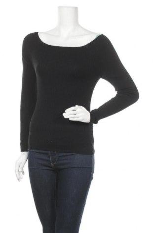 Γυναικείο πουλόβερ Banana Republic, Μέγεθος XS, Χρώμα Μαύρο, 66% βαμβάκι, 29% πολυαμίδη, 5% ελαστάνη, Τιμή 38,27€