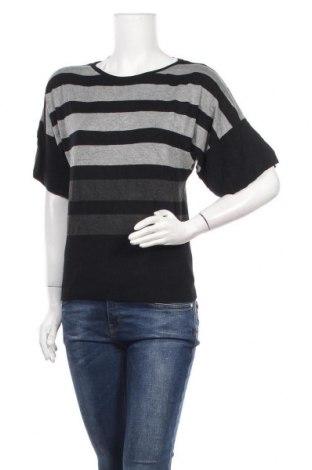 Дамски пуловер Cable & Gauge, Размер S, Цвят Черен, 80% вискоза, 20% полиамид, Цена 15,12лв.