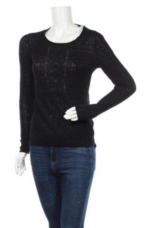 Γυναικείο πουλόβερ Esprit, Μέγεθος M, Χρώμα Μαύρο, 50% μαλλί, 30% βισκόζη, 20% πολυαμίδη, Τιμή 17,54€