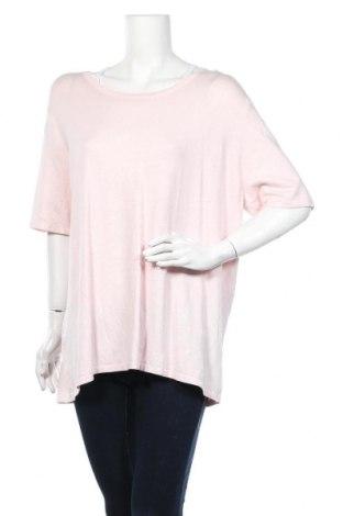 Γυναικείο πουλόβερ Fabiani, Μέγεθος XXL, Χρώμα Ρόζ , 80% βισκόζη, 20% πολυαμίδη, Τιμή 5,23€