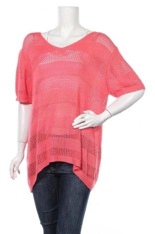 Γυναικείο πουλόβερ Faded Glory, Μέγεθος XXL, Χρώμα Κόκκινο, 85%ακρυλικό, 15% πολυαμίδη, Τιμή 6,24€