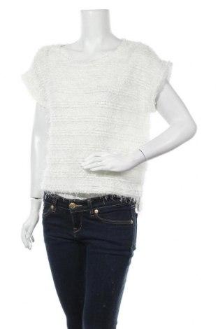 Γυναικείο πουλόβερ H&M, Μέγεθος XS, Χρώμα Λευκό, Πολυεστέρας, Τιμή 5,98€