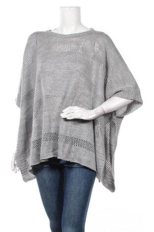 Γυναικείο πουλόβερ Janina, Μέγεθος XL, Χρώμα Γκρί, Πολυακρυλικό, Τιμή 7,02€