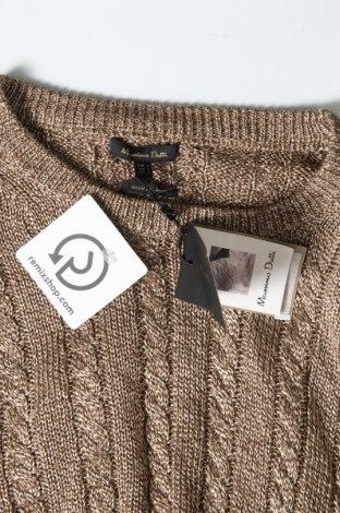 Γυναικείο πουλόβερ Massimo Dutti, Μέγεθος L, Χρώμα  Μπέζ, 70% βισκόζη, 30%ακρυλικό, Τιμή 46,01€