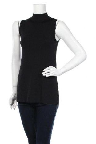 Γυναικείο πουλόβερ Massimo Dutti, Μέγεθος M, Χρώμα Μαύρο, 63% βισκόζη, 37% πολυαμίδη, Τιμή 15,73€
