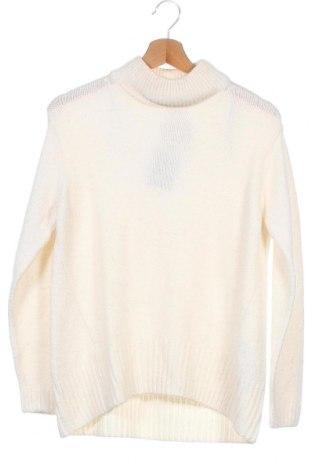 Γυναικείο πουλόβερ Massimo Dutti, Μέγεθος XS, Χρώμα Εκρού, 37% πολυαμίδη, 26% μαλλί, 22% βισκόζη, 11%ακρυλικό, 3% κασμίρι, Τιμή 14,84€
