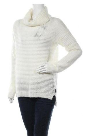 Дамски пуловер North Sails, Размер M, Цвят Бял, 43% полиамид, 43% вълна, 14% вълна от алпака, Цена 45,22лв.