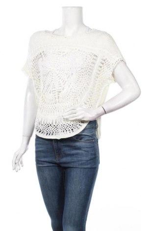 Γυναικείο πουλόβερ ONLY, Μέγεθος S, Χρώμα Λευκό, Ακρυλικό, Τιμή 6,37€