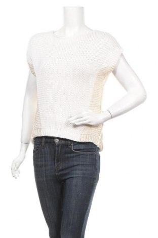 Γυναικείο πουλόβερ Replay, Μέγεθος S, Χρώμα Λευκό, Βαμβάκι, Τιμή 13,18€