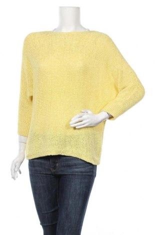 Γυναικείο πουλόβερ Reserved, Μέγεθος L, Χρώμα Κίτρινο, 65%ακρυλικό, 35% πολυαμίδη, Τιμή 17,28€