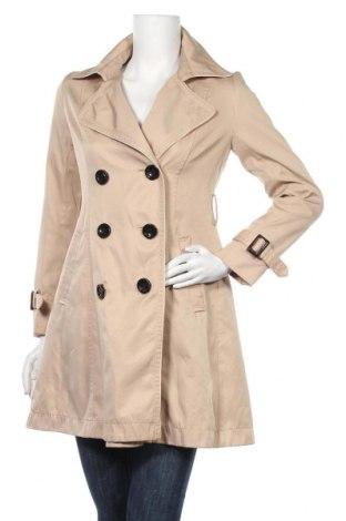 Дамски шлифер, Размер M, Цвят Бежов, Цена 17,48лв.