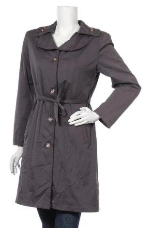 Дамски шлифер, Размер XL, Цвят Сив, Цена 9,71лв.